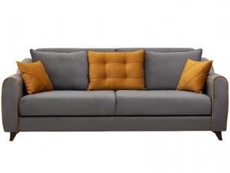 Диван-кровать Френсис арт. ТД-259 кварцевый серый