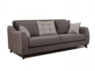 Диван-кровать Френсис арт. ТД-261 коричневый