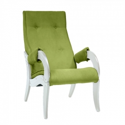 Кресло для отдыха модель 701 Verona Apple green дуб шампань