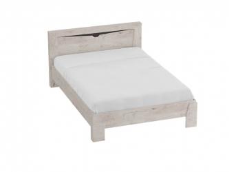 Кровать 1800 Соренто Дуб бонифаций