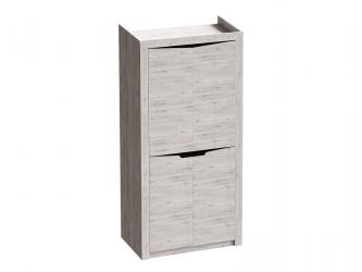 Шкаф 2-х дверный Соренто Дуб бонифаций
