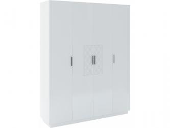 Шкаф 4-х дверный Тиффани М21