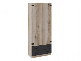 Шкаф для одежды комбинированный Окланд ТД-324.07.22