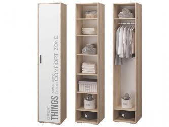 Шкаф для платья и белья Джуниор