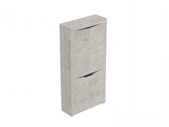 Шкаф 2 дверный Соренто Дуб бонифаций