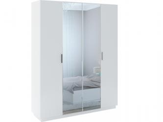 Шкаф 4-х дверный с зеркалом Тиффани М22