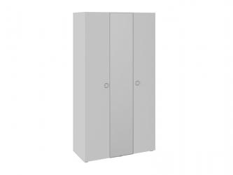 Шкаф комбинированный Глория Белый глянец