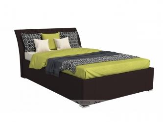 Кровать Монако 1600 коричневая
